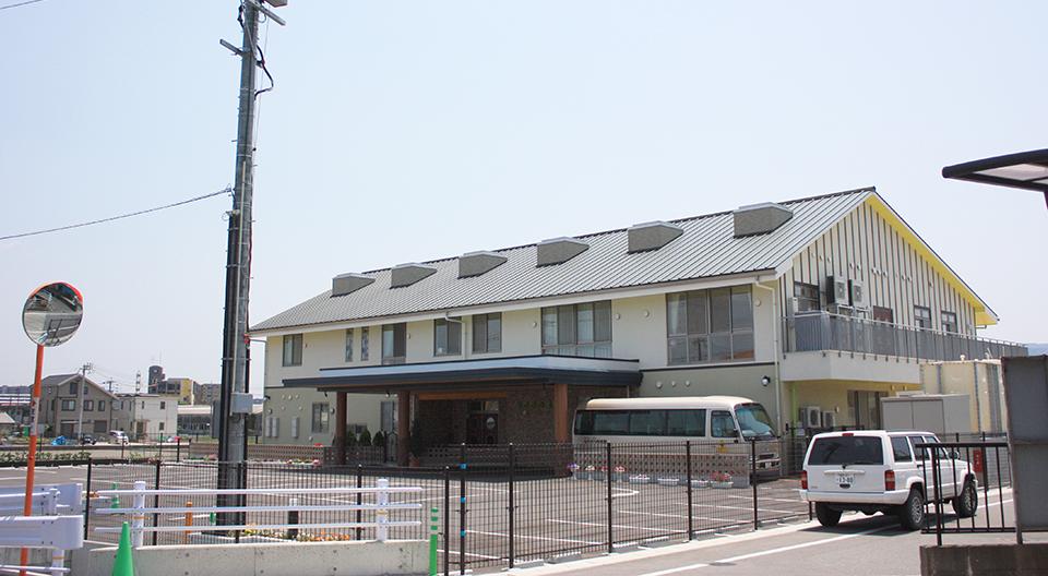 (仮称)新那珂川保育園創設工事(平成24年2月竣工)