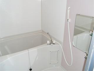 中央区U邸 お風呂